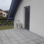 13. vnější instalace - na terase