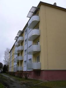 IP Polná balkóny