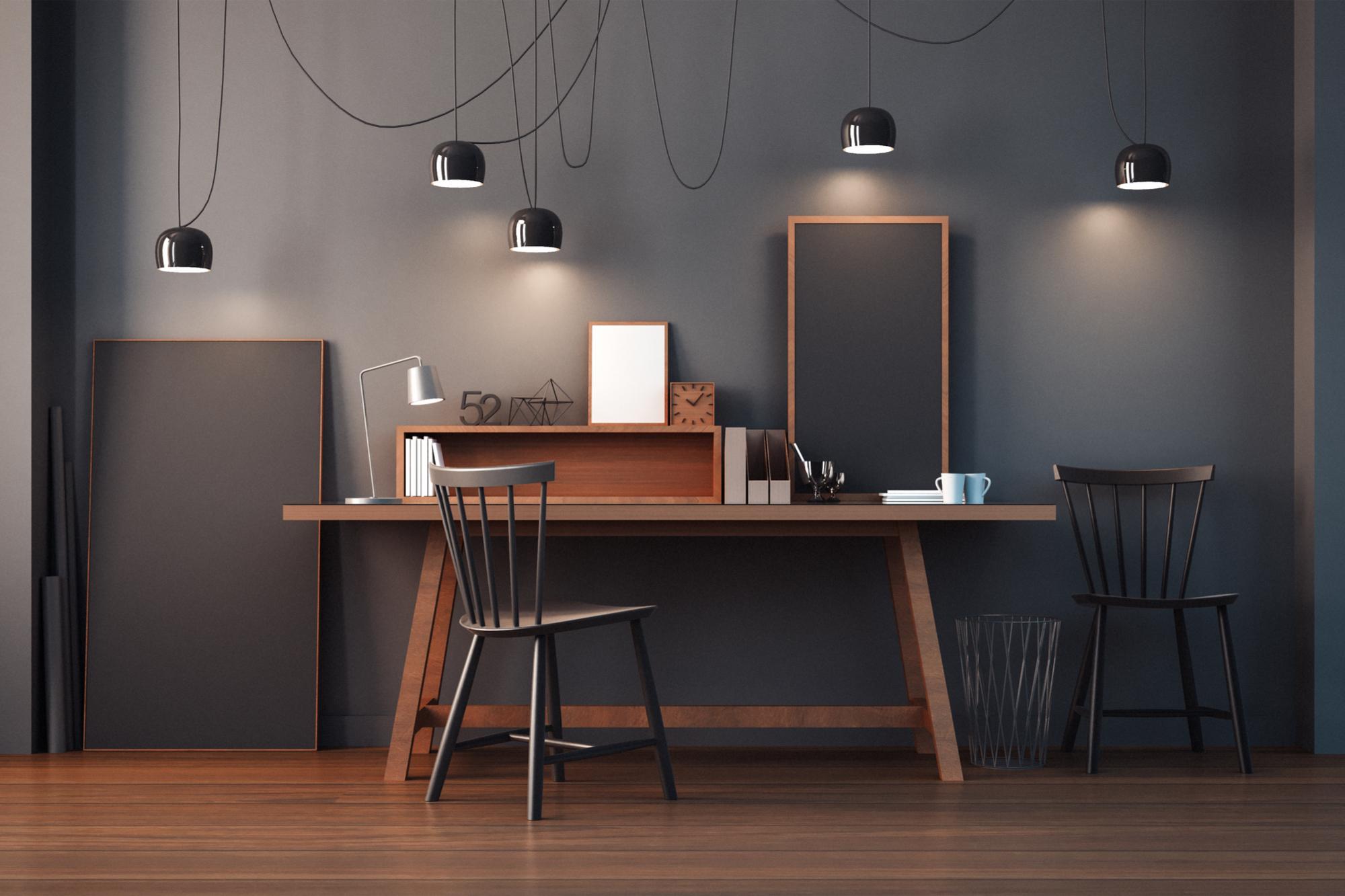 Inspirativní prostředí- zařiďte si kancelář snů nábytkem na míru Creative Commons (shutterstock.com)