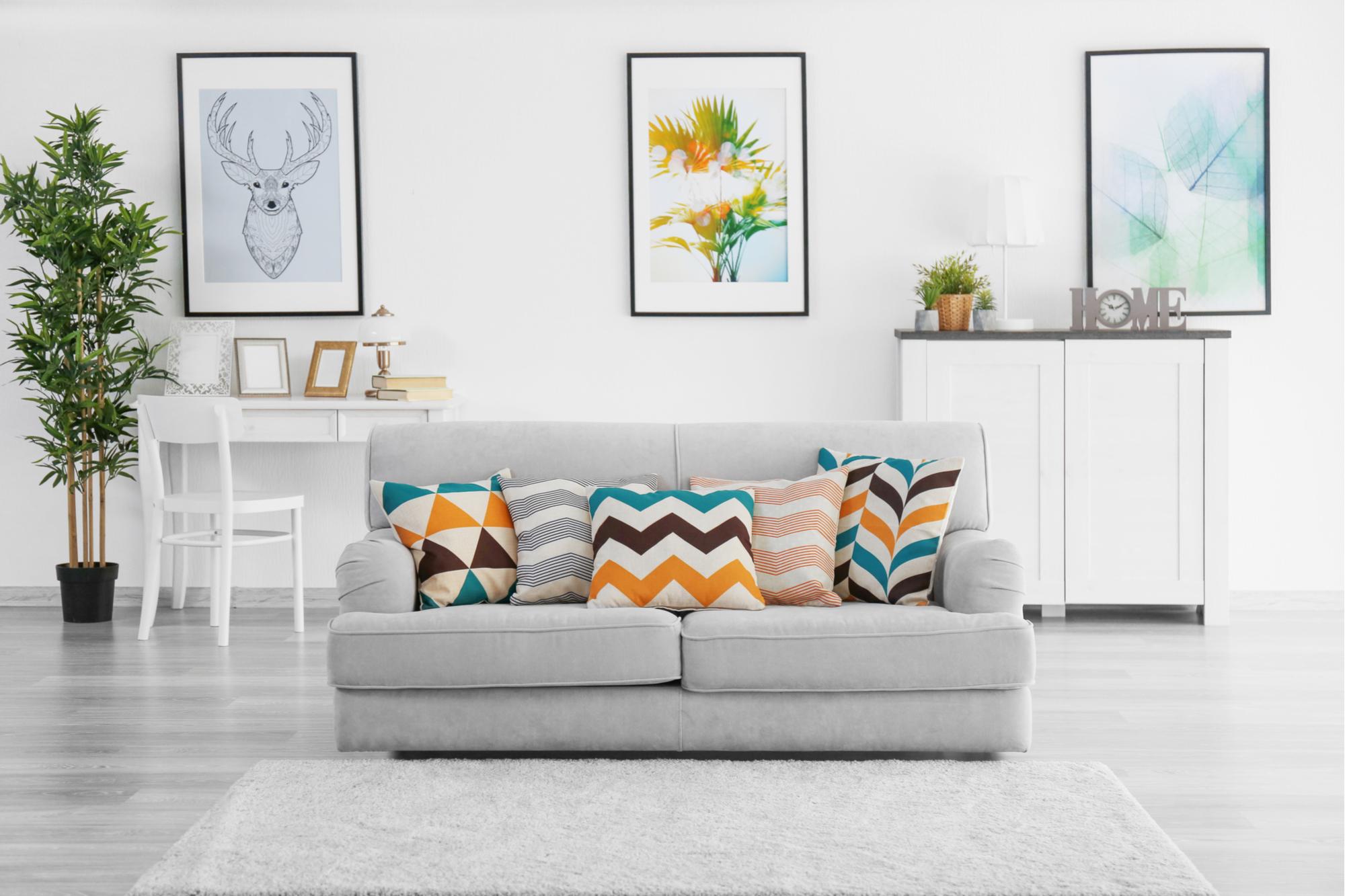 Koberce podle místností. Jak vybrat ten správný kousek a skloubit praktické i estetické hledisko - Creative Commons (shutterstock.com)
