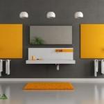 Koupelna - 1x zrcadlo EXCELENT+ 600W